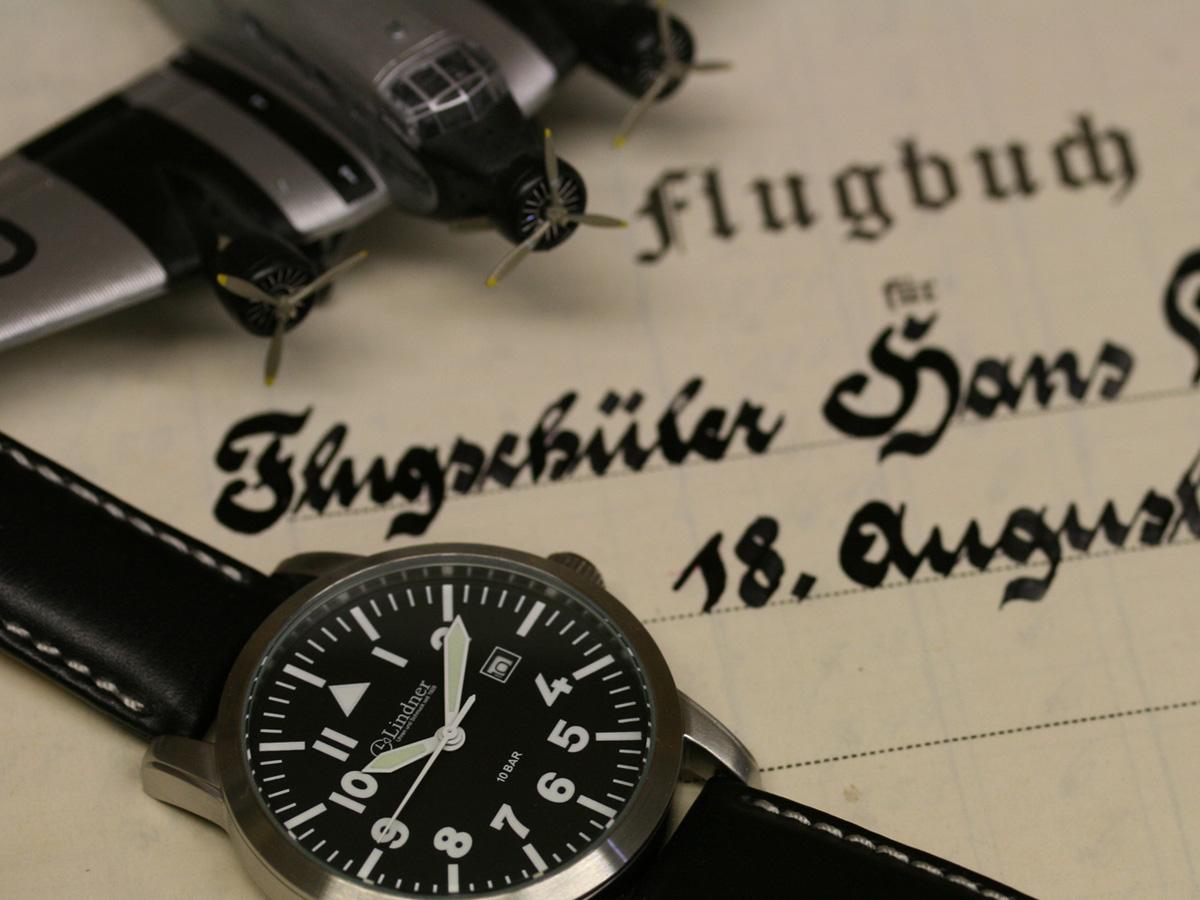 Die Lindner Fliegeruhr